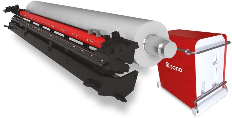 Ultraschall-Rasterwalzenreinigung in der Druckmaschine: Absolute Sono