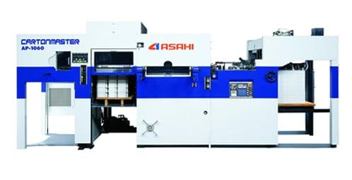 Automatic-flatbed-die-cutter-Asahi-AP-1060