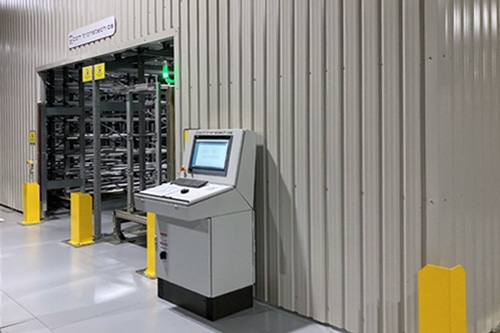 Save-efficient-cutting-die-storage-system
